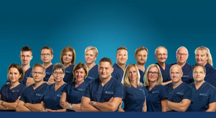 Gasztroenterológusok csoportképe